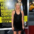 L'actrice Jennifer Aniston, rayonnante lors de la première du film  Comment Tuer Son Boss ?  à Los Angeles. Le 30 juin 2011.