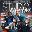 Le magazine Studio CinéLive du mois d'octobre 2011