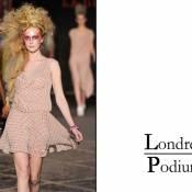 Londres : les plus beaux beauty looks de la Fashion Week