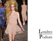 Londres : les plus beaux beauty looks de la Fashion Week