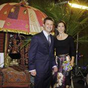 Frederik et Mary de Danemark voyagent en amoureux dans le temps