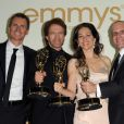 Jerry Bruckheimer lors des 63ème Emmy Awards à Los Angeles, le 18 septembre 2011