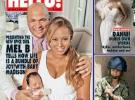 Mel B : Enfin heureuse, elle revient sur sa troisième grossesse !