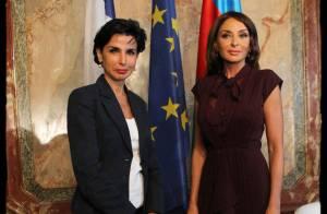 Rachida Dati : Pause musicale et dîner prestige pour la députée européenne