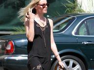 Kate Bosworth se donne un mal de chien pour son fidèle compagnon