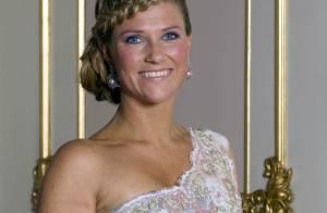 La princesse Märtha Louise fêtée par le gotha et son tendre mari pour ses 40 ans