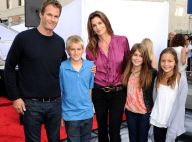 Cindy Crawford brille en famille devant un Matthew McConaughey stylé et amoureux