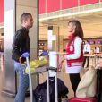 Les anges à l'aéroport dans les Anges de la télé réalité 3, lundi 26 septembre sur NRJ 12