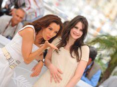 PHOTOS : Avec Aure Atika, c'est Versailles à Cannes !