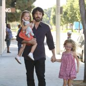 Ben Affleck chouchoute ses fillettes, sa Jennifer Garner, enceinte, souffle