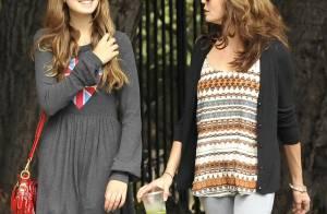 Teri Hatcher : Sa fille Emerson, 13 ans, est une vraie beauté