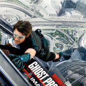Tom Cruise, espion de haute voltige sur la plus haute tour du monde