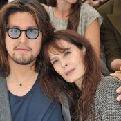 Lulu Gainsbourg et Bambou, le duo complice et inséparable de la Fashion Week
