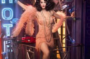 Katy Perry se mue en star rétro, toujours sexy