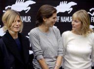 Maïwenn, Marina Foïs et Karin Viard : Un trio complice, charmant et solaire