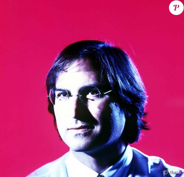 Portrait de Steve Jobs, 1996.