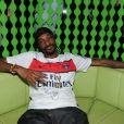 Snoop Dogg lors de l'anniversaire de Jean-Roch au VIP ROOM à Paris le 5 octobre 2011