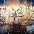 Britney Spears - un final époustoufflant pour son concert Femme Fatale à Bercy à Paris