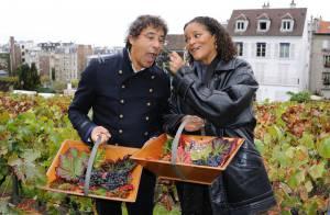 Laurent Voulzy et Jocelyne Béroard, le soleil des îles du Clos Montmartre