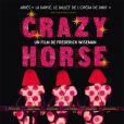L'affiche du film-documentaire Crazy Horse