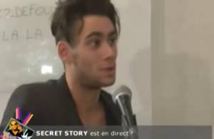 Secret Story 5 - Simon, de retour jeudi dans le jeu : ''J'y vais défoncé !''