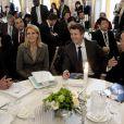 Le prince Frederik de Danemark inaugurait et prenait part, mardi 11 octobre 2011 à Copenhague, au Global Green Growth Forum, dédié au développement durable.