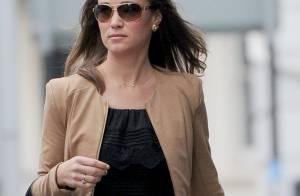 Pippa Middleton : Encore une sortie remarquée pour la jolie brune