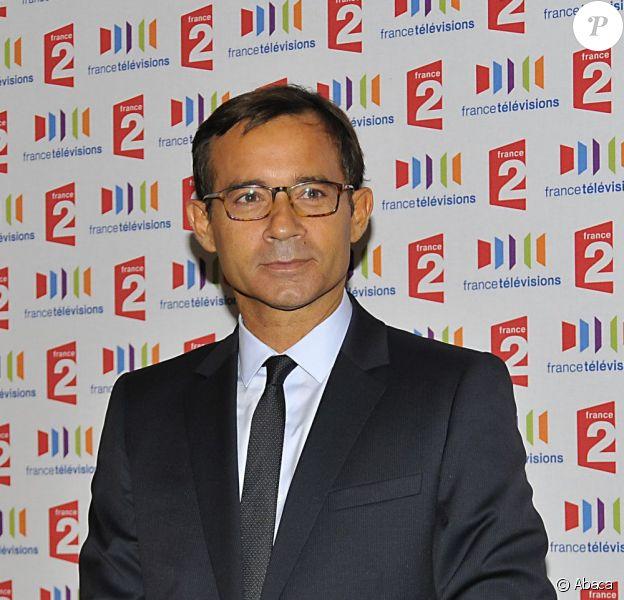 Jean-Luc Delarue à Paris, en septembre 2011.