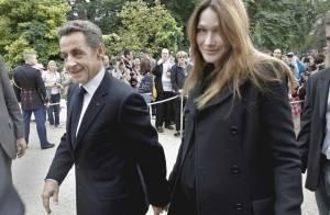 Carla Bruni sort de son silence pour l'immense Michel Legrand