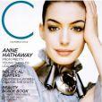 Anne Hathaway, en couverture de California Style. Novembre 2008.