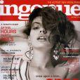 La princesse Anne Hathaway, en Une du magazine Ingenue. Automne 2004.