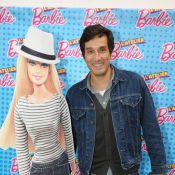 Vincent Elbaz a trouvé sa Barbie, Valérie Bonneton son Ken !