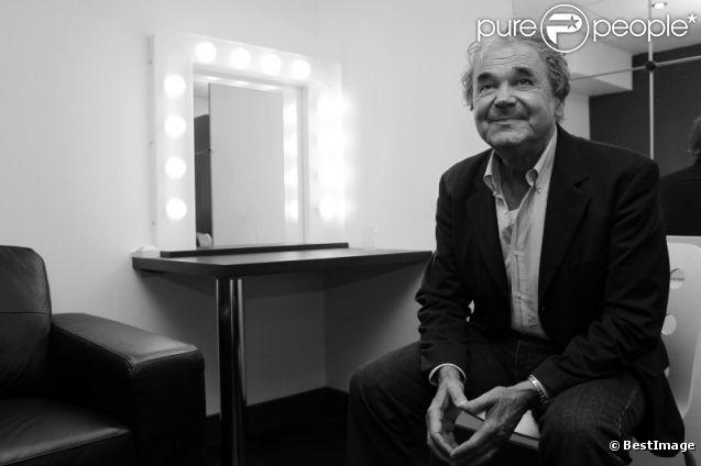 Pierre Perret, invité fil rouge de Vendredi sur un plateau ! diffusé le 21 octobre 2011 sur France 3