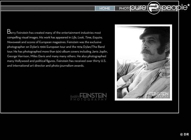 Le photographe légendaire du rock Barry Feinstein est mort jeudi 20 octobre 2011. Dylan, Joplin, Harrison, Marlon Brando, etc. : d'Hollywood au bouillon rock des années 1960, un catalogue d'anthologie...