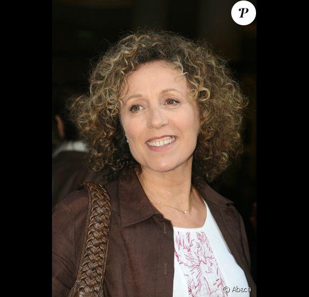 Mireille Dumas en août 2007 à Paris