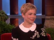 Michelle Williams confie une adorable anecdote sur sa fille Matilda