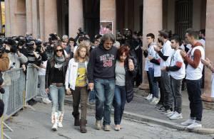 Obsèques de Marco Simoncelli : Vibrant hommage de ses proches et Valentino Rossi