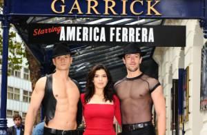 America Ferrera, star d'Ugly Betty, fait ressortir la fille sexy qui est en elle