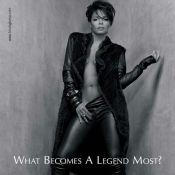 Janet Jackson et son corps affûté entrent dans la légende