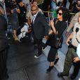 Janet Jackson arrive au procès du Dr. Murray à Los Angeles, le 27 septembre 2011.