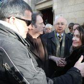 Obsèques de Robert Lamoureux : Sa fille partage sa peine avec Jean-Marie Bigard