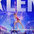 Erika Lemay dans la bande-annonce de La France a un Incroyable Talent diffusée le mercredi 9 novembre 2011