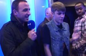 Justin Bieber répond à Nikos Aliagas :