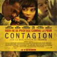 L'affiche de Contagion.