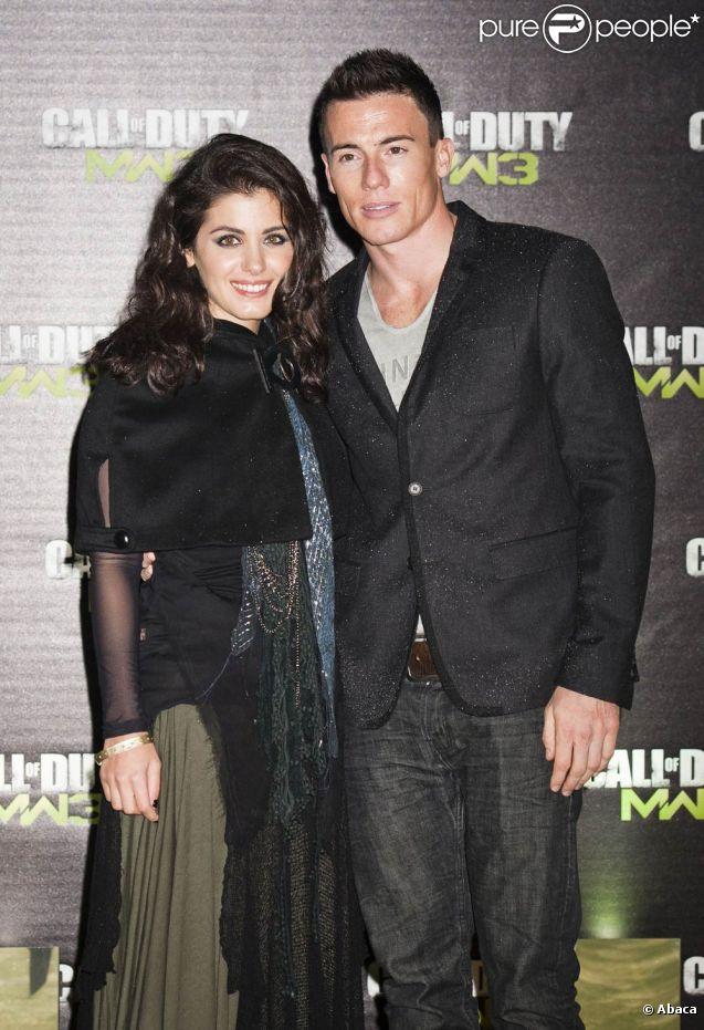 Katie Melua Superbe Au Bras De Son Beau Gosse James Toseland Entourés Es