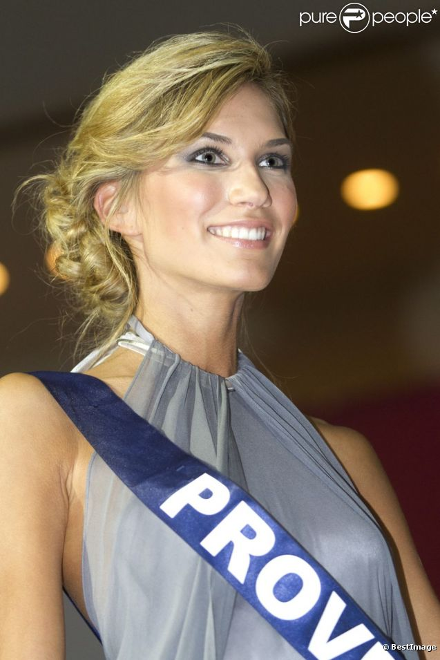 Solne Froment : Miss Supranational France 2012, Miss France 2012 (3rd RU), Miss Provence 2011