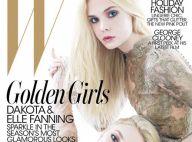 Elle et Dakota Fanning : Beautés pures qui jouent les tops avec brio
