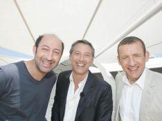 PHOTOS : Kad Merad et Dany Boon se partagent la Terrazza Martini...