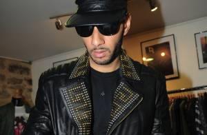 Swizz Beatz : Le mari d'Alicia Keys à Paris avec l'autre femme de sa vie