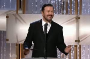 Ricky Gervais annonce qu'il fera pire que son scandale de l'année dernière !